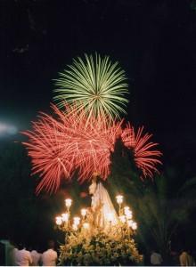 Fiestas Cañada Virgen del Carmen Bordados Villena