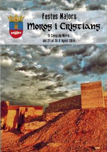 Fiestas de Campo de Mirra Bordados Villena Moros y Cristianos Tractat d'Almirra