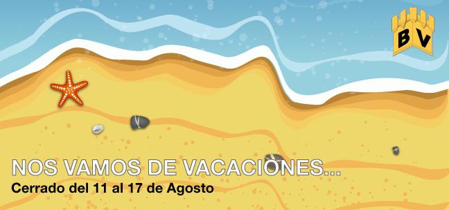Bordados Villena vacaciones